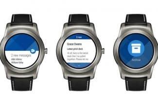 מיקרוסופט מוסיפה תמיכה ב-Outlook לשעונים חכמים מבוססי Android Wear