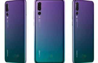 שבועיים להכרזה: סדרת Huawei P20 נחשפת בתמונות 'רשמיות'