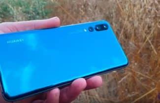 ג'ירפה בודקת: Huawei P20 Pro