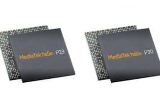 חברת MediaTek מכריזה על שתי ערכות שבבים חדשות: Helio P23 ו-Helio P30
