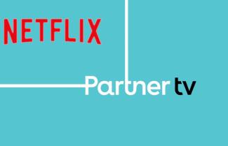 פרטנר TV מעניקה את שירות נטפליקס לחצי שנה חינם למצטרפים חדשים