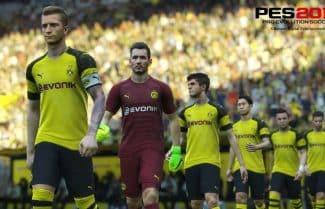ניצחון לפיפא: קבוצת בורוסיה דורטמונד לא תופיע ב-PES 2019