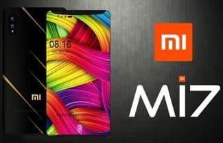 הערכה: שיאומי תכריז על ה-Xiaomi Mi 7 בסוף פברואר בברצלונה