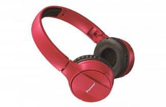 אוזניות קשת On-ear אלחוטיות מבית Pioneer במחיר מבצע וזמינות מיידית!