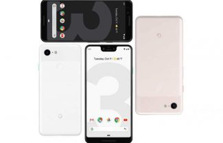 גוגל מכריזה על Pixel 3 ו-Pixel 3 XL; החל מ-800 דולרים