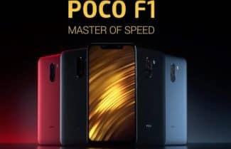 שיאומי מכריזה על Poco F1: סמארטפון עם ביצועים גבוהים במחיר נמוך