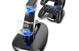 """אמזון ארה""""ב: מטען כפול לשלטי PlayStation 4 במחיר מיוחד"""
