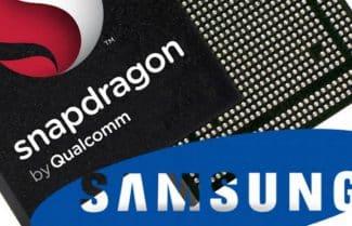 קוואלקום וסמסונג עובדות על פלטפורמת Snapdagon 845 ל-Galaxy S9