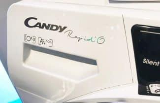 מכונת כביסה חכמה: צלם ושכח