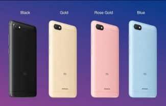 מתחת לרף המס: סמארטפון Xiaomi Redmi 6A במחיר מעולה כולל קופון הנחה!