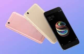 הוכרז: Xiaomi Redmi 5A – מסך 5 אינץ' במחיר של כ-320 שקלים