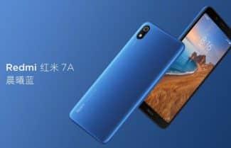 הושק בישראל: Xiaomi Redmi 7A – מפרט בסיסי ומחיר בהתאם