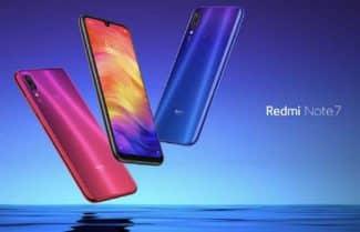 סיבה למסיבה: סדרת Xiaomi Redmi Note 7 שוברת שיאי מכירות