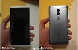 צץ ברשת: Xiaomi Redmi Note 5 עם מסך ביחס 18:9 לצד מחיר אטרקטיבי