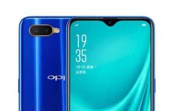 הוכרז: Oppo R15x עם חיישן טביעת אצבע מתחת למסך