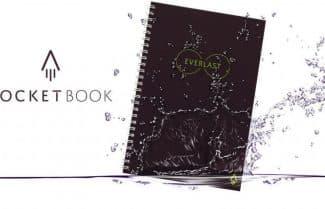 ג'ירפה בודקת: מחברת Rocketbook – לכתוב סיפור שלא נגמר, בענן