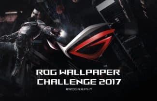 אסוס פותחת תחרות נושאת פרסים לעיצוב רקעים בסדרת ROG
