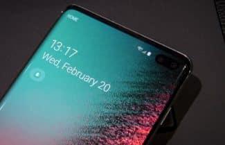 נחשפו ניירות פטנט שהגישה סמסונג – יתכן וזהו ה- Galaxy S10 Lite