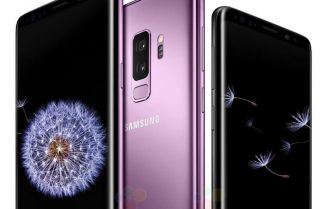 במלוא הדרו: +Galaxy S9 נחשף לראשונה בתמונות רשמיות