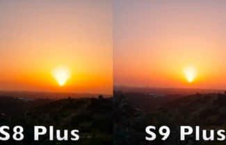 ג'ירפה בודקת: +Galaxy S9 מול +Galaxy S8 – איזו מצלמה טובה יותר?