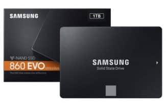 """אמזון ארה""""ב: כונן Samsung 860 EVO 1TB SSD במחיר מבצע!"""