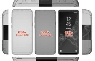 תאומים, לא זהים: עיצוב +Galaxy S9 מול +Galaxy S8
