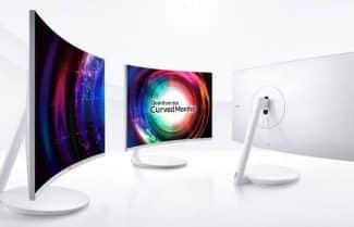 סמסונג תציג ב-CES 2017 מסך מחשב קעור בטכנולוגית Quantum Dot