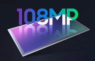 סמסונג ושיאומי חושפות חיישן 108 מגה פיקסל לסמארטפונים