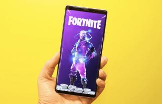 נחשפו התמונות: סדרת Galaxy S20 תקבל סקין ייחודי של Frotnite