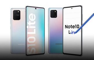 הוכרזו: Galaxy S10 Lite ו- Galaxy Note 10 Lite