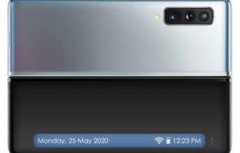 האם זהו המתקפל הבא של סמסונג?: סמארטפון עמיד למים עם תצוגה קטנה בחזית