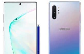 דרום קוריאה: Galaxy Note 10 שובר שיאי מכירות; מה הצבע המועדף?