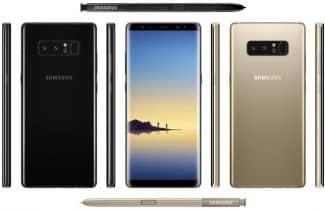 סמסונג משיקה בישראל את ה-Galaxy Note 8: זמינות החל מהיום במחיר של 3,999 שקלים