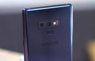 מצב לילה ב-Galaxy S9 ו-Galaxy Note 9 גורם לקריסת המכשירים