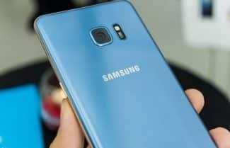 סמסונג משיקה בישראל את ה-Galaxy S7 edge בצבע כחול קורל