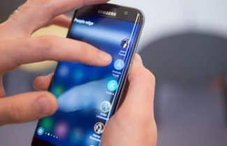 סמסונג רומזת: מכשירי סדרת S העתידיים ישלבו מסך Edge בלבד