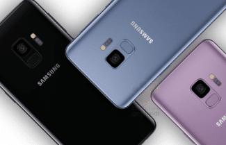 קבלו אותו: Galaxy S9 נחשף לראשונה בתמונה רשמית
