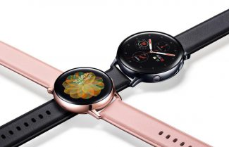 הושק בישראל השעון החכם Galaxy Watch Active 2; החל מ-1,399 שקלים