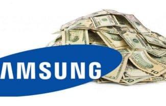 סמסונג: הכנסות שיא ברבעון הראשון של השנה