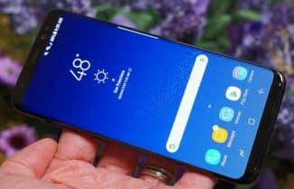 לידיעת מחזיקי Galaxy S8: טעינה מהירה אינה פועלת כאשר המכשיר בשימוש