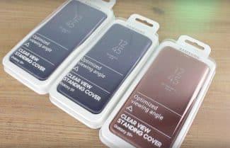 סרטון וידאו חושף כיסויים מקוריים של ה-Galaxy S9 לצד צבע חדש