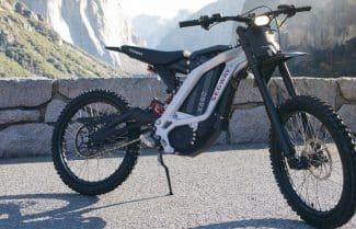 חברת Segway משיקה 2 אופנועי שטח חשמליים
