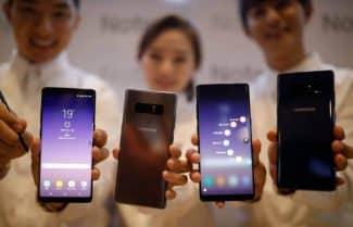 """סמסונג """"מעודדת מאוד"""" מכמות ההזמנות המוקדמות ל-Galaxy Note 8"""