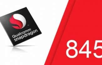 קוואלקום מכריזה על Snapdragon 845 למכשירי הדגל של 2018