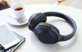 """האוזניות הטובות בעולם? Sony MDR1000X/B במחיר מיוחד באמזון ארה""""ב"""