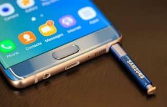 """סמסונג: 85 אחוזים מהלקוחות בארה""""ב החזירו את ה-Galaxy Note 7"""