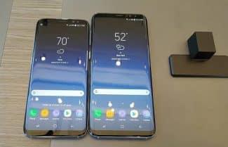 מותחת את הגבולות: סמסונג מכריזה על +Galaxy S8 ו-Galaxy S8