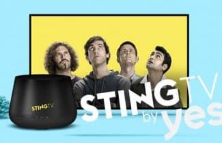 """שירות STING TV יוצא במבצע: 65 שקלים לחודש ל""""חבילה המושלמת"""""""