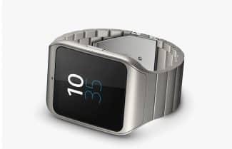 סוני מאשרת: השעון החכם SmartWatch 3 לא ישודרג ל-Android Wear 2.0