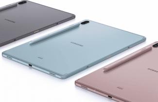 הוכרז: Galaxy Tab S6 – טאבלט 10.1 אינץ' במחיר התחלתי של 700 אירו